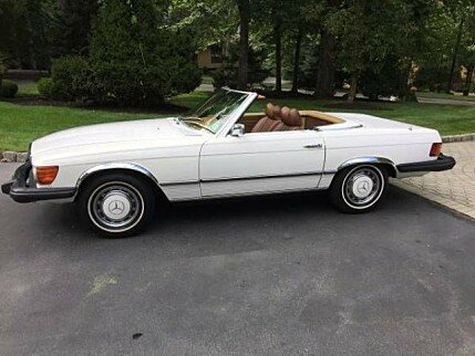 1974 Mercedes-Benz 450SL for sale 100896341