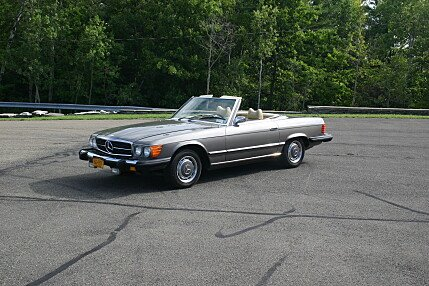 1974 Mercedes-Benz 450SL for sale 100898384