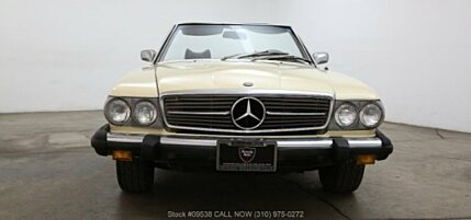 1974 Mercedes-Benz 450SL for sale 100974541