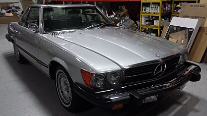 1974 Mercedes-Benz 450SL for sale 101003418