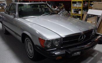 1974 Mercedes-Benz 450SL for sale 101003418
