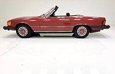 1974 Mercedes-Benz 450SL for sale 101012080