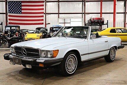 1974 Mercedes-Benz 450SL for sale 101021405