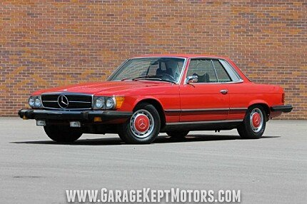 1974 Mercedes-Benz 450SLC for sale 100914561