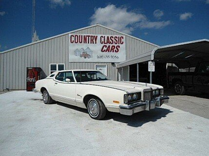 1974 Mercury Cougar for sale 100748640