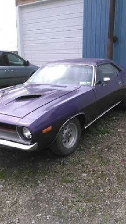 1974 Plymouth Barracuda for sale 100829245