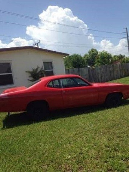 1974 Plymouth Duster for sale 100805083