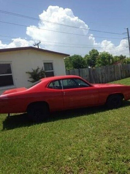 1974 Plymouth Duster for sale 100809836