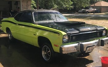 1974 plymouth duster classics for sale classics on autotrader