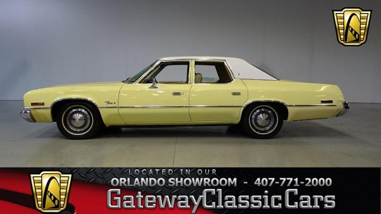 1974 Plymouth Fury for sale 100944616