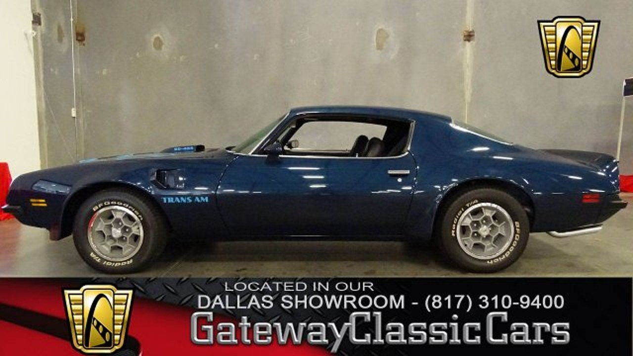 1974 Pontiac Firebird for sale near O Fallon, Illinois 62269 ...