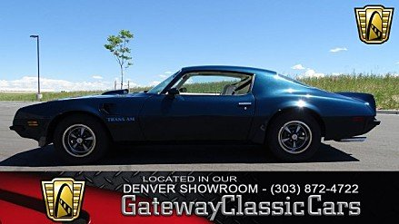 1974 Pontiac Firebird for sale 100885452