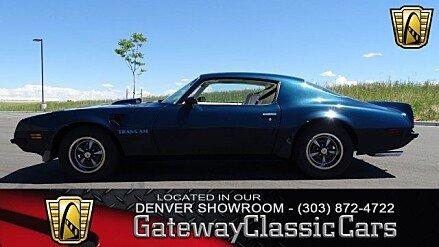 1974 Pontiac Firebird for sale 100921724