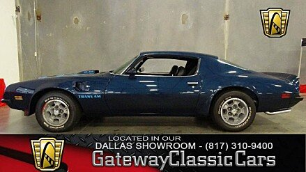 1974 Pontiac Firebird for sale 100946268
