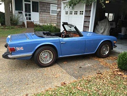 1974 Triumph TR6 for sale 100805543