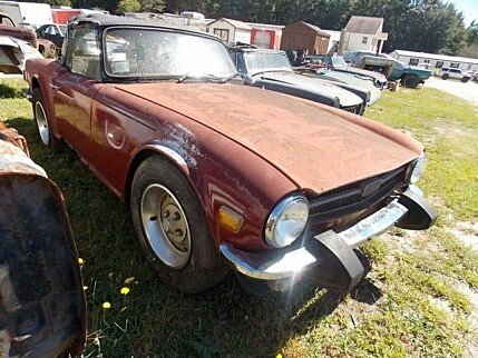 1974 Triumph TR6 for sale 100829702