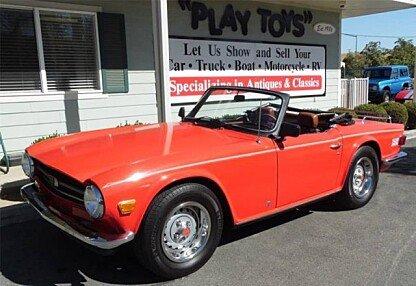 1974 Triumph TR6 for sale 100919728