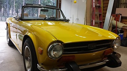 1974 Triumph TR6 for sale 100942126
