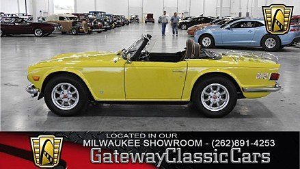 1974 Triumph TR6 for sale 100964219