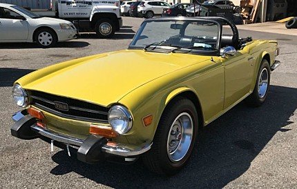 1974 Triumph TR6 for sale 100969164