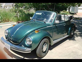 1974 Volkswagen Beetle for sale 100822146
