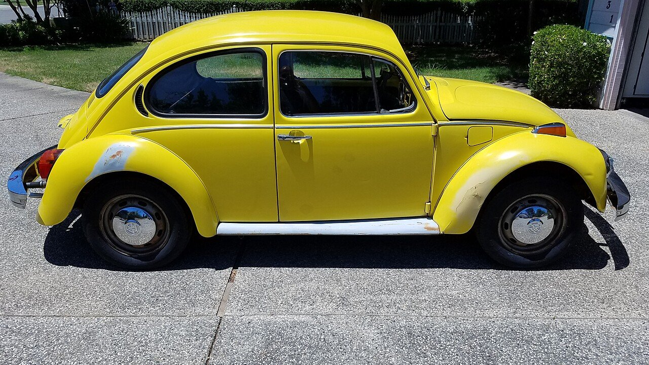1974 Volkswagen Beetle for sale 100924708