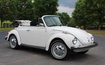 1974 Volkswagen Beetle Convertible for sale 100987816