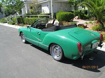 1974 volkswagen karmann ghia classics for sale classics on autotrader. Black Bedroom Furniture Sets. Home Design Ideas