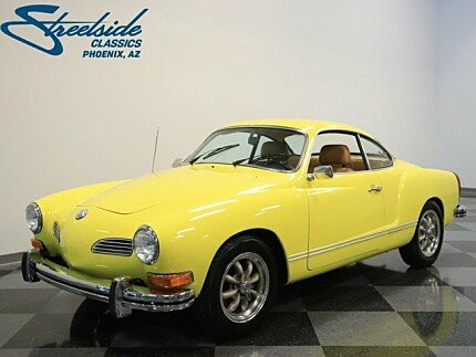 volkswagen karmann ghia classic cars for sale classics on autotrader. Black Bedroom Furniture Sets. Home Design Ideas