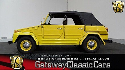 1974 Volkswagen Thing for sale 100893645