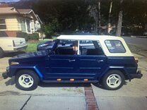 1974 Volkswagen Thing for sale 100974346