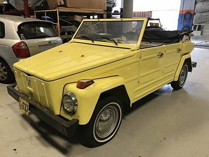 Volkswagen thing classics for sale classics on autotrader 1974 volkswagen thing for sale 100978631 altavistaventures Gallery