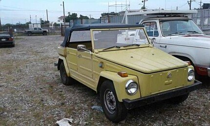 Volkswagen thing classics for sale classics on autotrader 1974 volkswagen thing for sale 100993722 altavistaventures Gallery