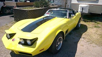 1974 chevrolet Corvette for sale 100829346