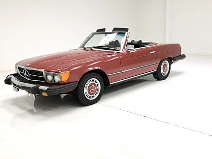 1974 mercedes-benz 450SL for sale 101012080