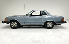 1974 mercedes-benz 450SL for sale 101028109
