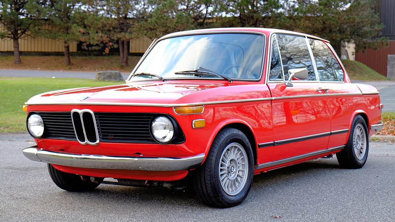 1975 bmw 2002 for sale near troy new york 12182 classics on autotrader. Black Bedroom Furniture Sets. Home Design Ideas