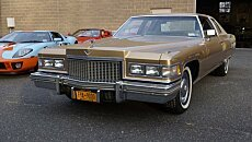 1975 Cadillac De Ville for sale 100963042