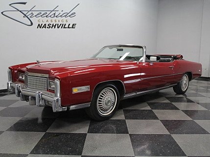 1975 Cadillac Eldorado for sale 100755408