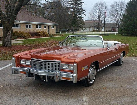 1975 Cadillac Eldorado for sale 100956137