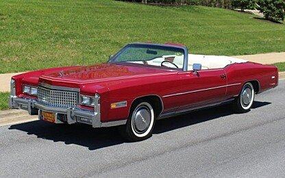1975 Cadillac Eldorado for sale 100977666