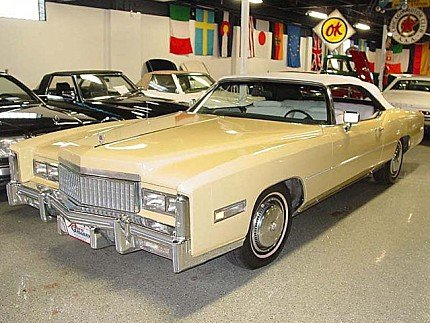 1975 Cadillac Eldorado for sale 101002921