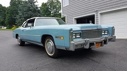 1975 Cadillac Eldorado for sale 101005503