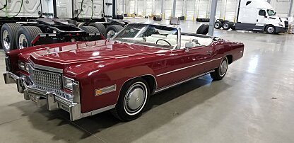 1975 Cadillac Eldorado Convertible for sale 101013186