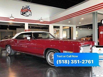 1975 Cadillac Eldorado for sale 101013268