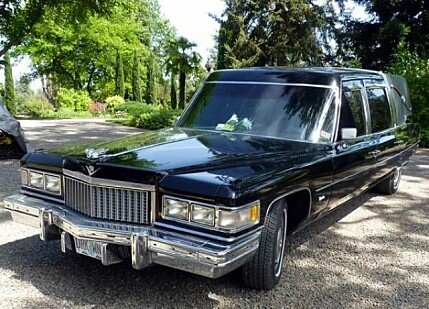 1975 Cadillac Other Cadillac Models for sale 100837262
