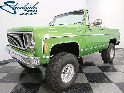 1975 Chevrolet Blazer for sale 100919447