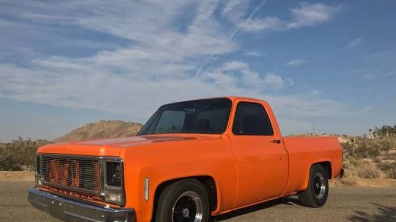 1975 Chevrolet C/K Truck for sale 101014675