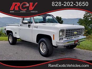 1975 Chevrolet C/K Truck for sale 101014740