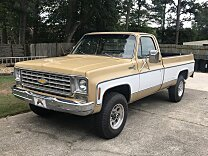 1975 Chevrolet C/K Truck Scottsdale for sale 100993483